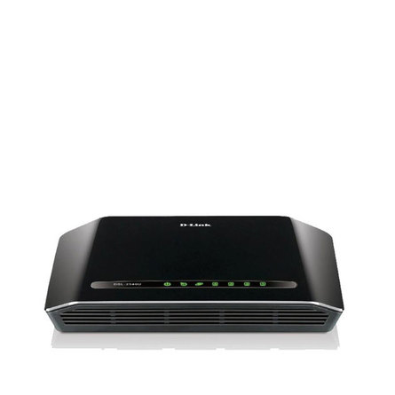 Router D-Link ADSL2/2 + 4-Port (DSL-2540U)