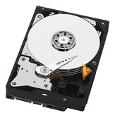 Ổ Cứng HDD 3.5-Inch Western Digital Red 4TB NAS SATA 5400RPM 64MB Cache (WD40EFRX)