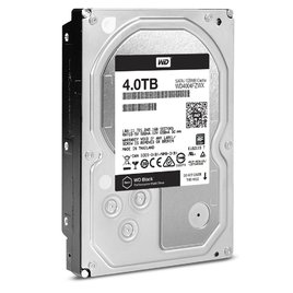 Ổ Cứng HDD PC Western Black 4TB 7200RPM 128MB Cache 3.5-Inch (WD4004FZWX)
