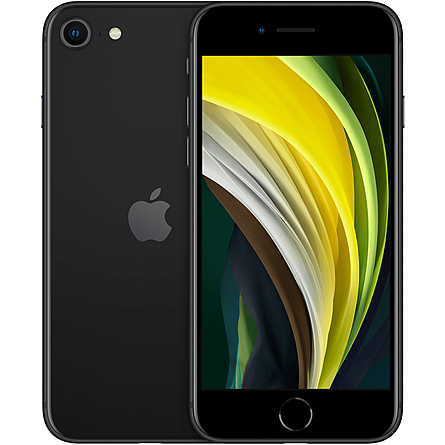 iPhone SE 256GB - Black (MXVT2VN/A)