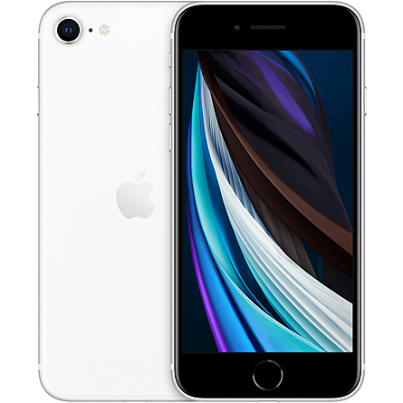 iPhone SE 256GB - White (MXVU2VN/A)