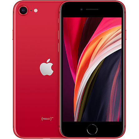 iPhone SE 256GB - (PRODUCT) Red (MXVV2VN/A)