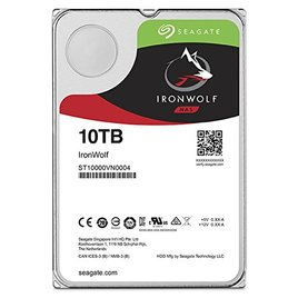 Ổ Cứng HDD 3.5-Inch Seagate IronWolf 10TB SATA NAS 7200RPM 256MB Cache (ST10000VN0004)