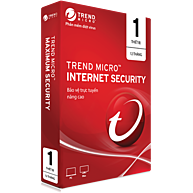 Phần Mềm Diệt Virus Trend Micro Internet Security 16 2020 (1 PC / 1 Year)