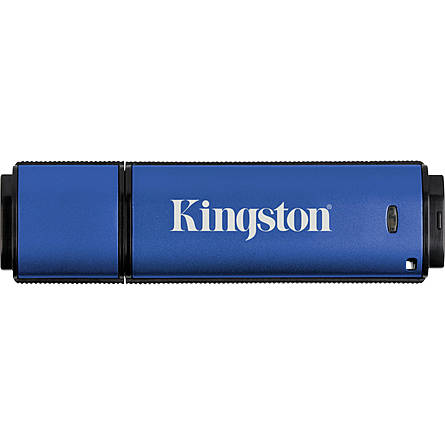 USB Máy Tính Kingston DataTraveler Vault Privacy 3.0 4GB USB 3.0 (DTVP30/4GB)