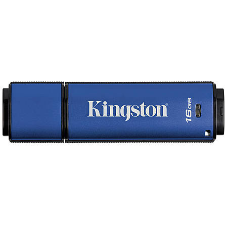 USB Máy Tính Kingston DataTraveler Vault Privacy 3.0 SafeConsole Management 16GB USB 3.0 (DTVP30DM/16GB)