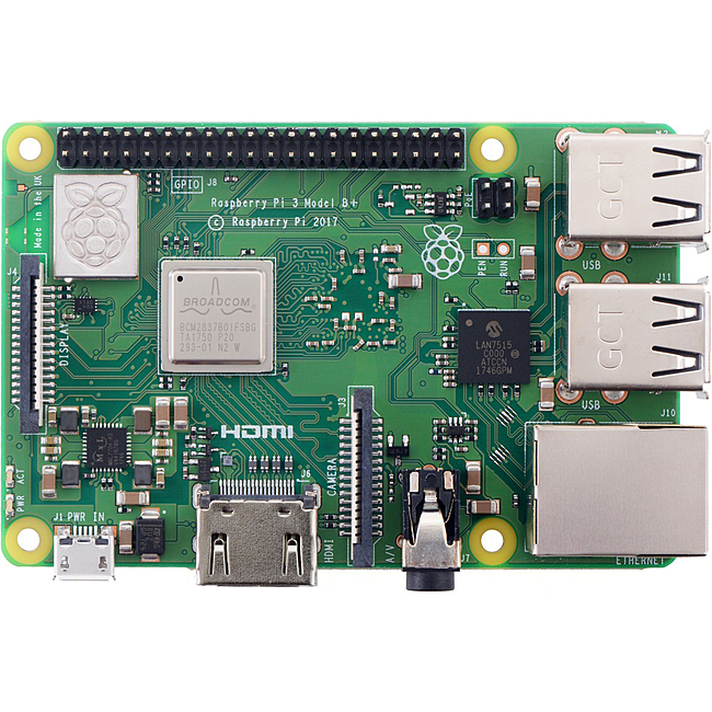 Mạch Raspberry Pi 3 Model B+ (Starter Kit)
