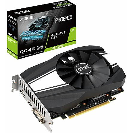 Card Màn Hình Asus Phoenix GeForce GTX 1650 Super OC Edition 4GB GDDR6 (PH-GTX1650S-O4G)