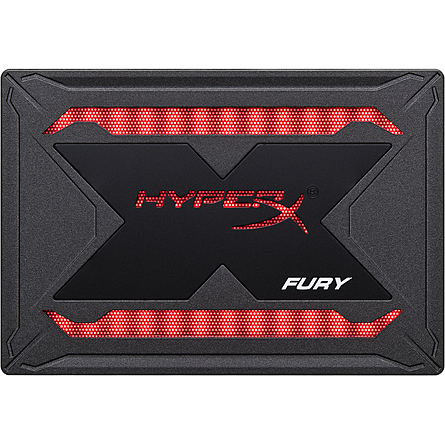 "Ổ Cứng SSD Kingston Hyperx Fury RGB 960GB SATA 2.5"" (SHFR200/960G)"