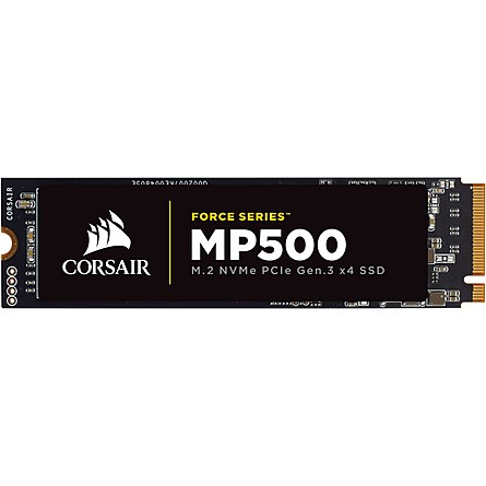 Ổ Cứng SSD Corsair Force MP500 480GB NVMe M.2 PCIe Gen 3 x4 (CSSD-F480GBMP500)