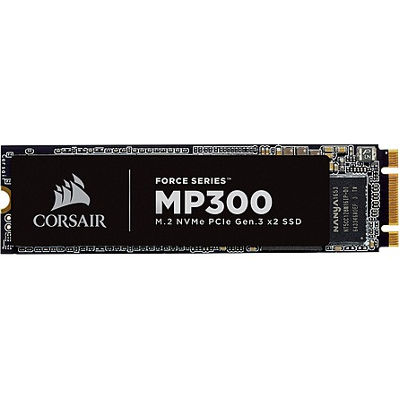 Ổ Cứng SSD Corsair Force MP300 480GB NVMe M.2 PCIe Gen 3 x2 (CSSD-F480GBMP300)