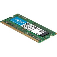 Ram Laptop Crucial 4GB (1x4GB) DDR3L 1600MHz (CT51264BF160B)