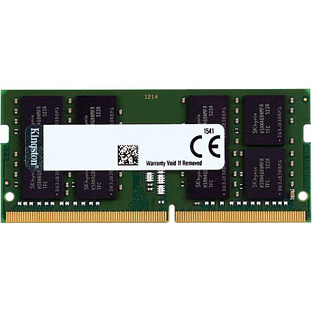 Ram Laptop Kingston 16GB (1x16GB) DDR4 3200MHz (KVR32S22D8/16)