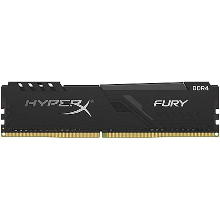 Ram Desktop Kingston HyperX Fury Black 16GB (1x16GB) DDR4 2666MHz (HX426C16FB3/16)