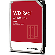 "Ổ Cứng HDD 3.5"" WD Red 10TB NAS SATA 5400RPM 256MB Cache (WD100EFAX)"