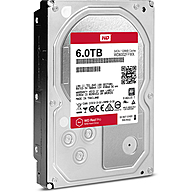 "Ổ Cứng HDD 3.5"" WD Red Pro 6TB NAS SATA 7200RPM 128MB Cache (WD6002FFWX)"