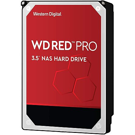 "Ổ Cứng HDD 3.5"" WD Red Pro 8TB NAS SATA 7200RPM 128MB Cache (WD8001FFWX)"