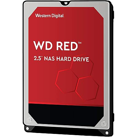 "Ổ Cứng HDD 2.5"" WD Red 750GB NAS SATA 5400RPM 16MB Cache (WD7500BFCX)"