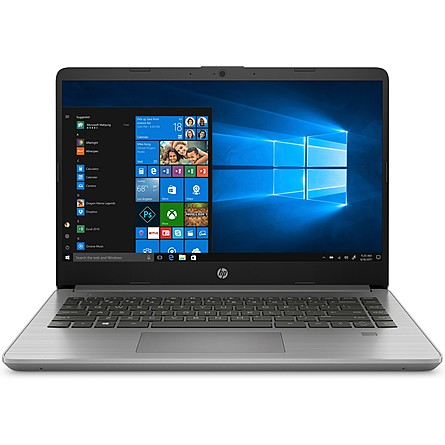 Máy Tính Xách Tay HP 340s G7 Core i3-1005G1/4GB DDR4/256GB SSD PCle/Win 10 Home SL (240Q4PA)