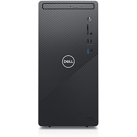 Máy Tính Để Bàn Dell Inspiron 3881 MT Core i5-10400F/8GB DDR4/1TB HDD + 256GB SSD PCIe/NVIDIA GeForce GTX 1650 Super 4GB GDDR6/Win 10 Home SL (42IN38D004)