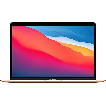 Máy Tính Xách Tay Apple MacBook Air 13 Retina Late 2020 M1 8-Core/8GB Unified/256GB SSD/7-Core GPU/Gold (MGND3SA/A)