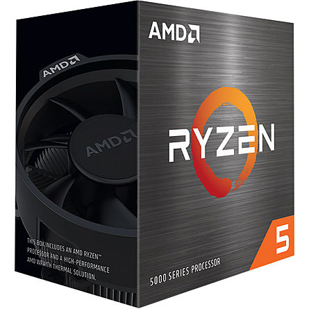 CPU Máy Tính AMD Ryzen 5 5600X 6C/12T 3.70GHz Up to 4.60GHz/32MB Cache/Socket AMD AM4