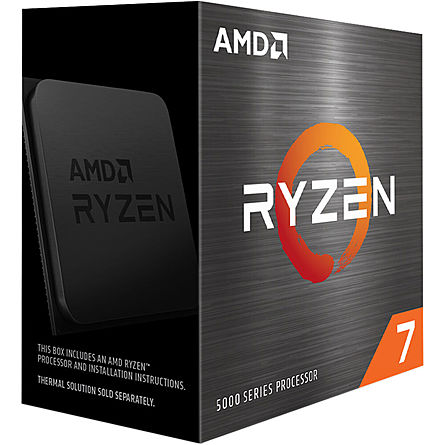 CPU Máy Tính AMD Ryzen 7 5800X 8C/16T 3.80GHz Up to 4.70GHz/32MB Cache/Socket AMD AM4