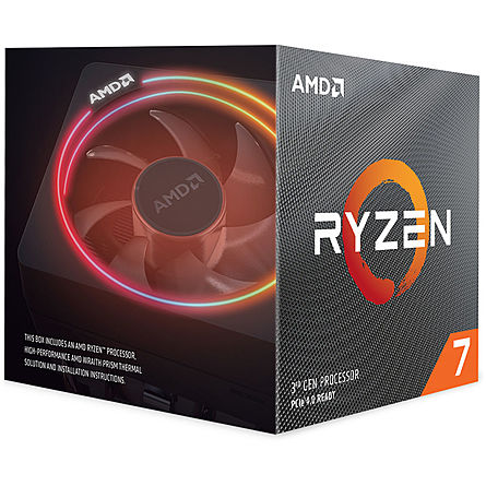 CPU Máy Tính AMD Ryzen 7 3800X 8C/16T 3.90GHz Up to 4.50GHz/32MB Cache/Socket AMD AM4