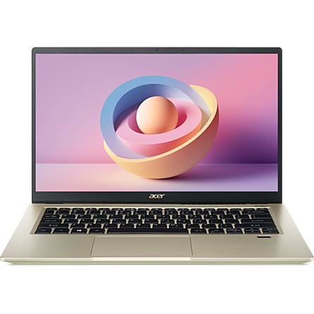 Máy Tính Xách Tay Acer Swift 3X SF314-510G-57MR Core i5-1135G7/8GB LPDDR4X/512GB SSD PCle/Win 10 Home SL (NX.A10SV.004)