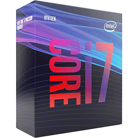 CPU Máy Tính Intel Core i7-9700 8C/8T 3.00GHz Up to 4.70GHz 12MB Cache UHD 630 (Socket Intel LGA 1151)