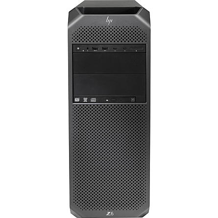 Máy Trạm Workstation HP Z6 G4 Xeon Silver 4208/8GB DDR4 ECC/256GB SSD/FreeDOS (4HJ64AV)