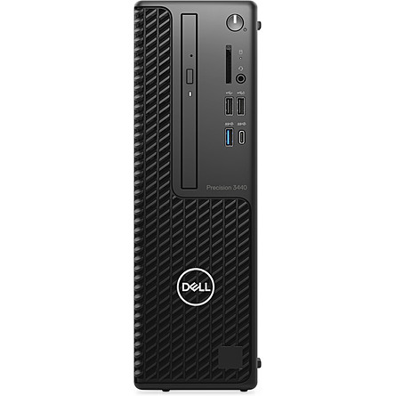 Máy Trạm Workstation Dell Precision 3440 SFF CTO Base Xeon W-1270/8GB DDR4 ECC/256GB SSD PCIe/NVIDIA Quadro P2200 5GB GDDR5X/Win 10 Pro For Workstations