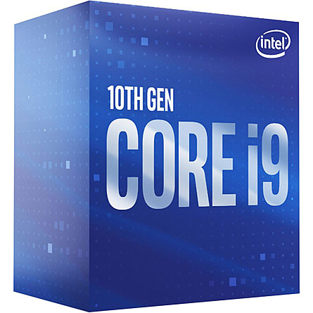 CPU Máy Tính Intel Core i9-10900 10C/20T 2.80GHz Up to 5.20GHz 20MB Cache UHD 630 (LGA 1200)