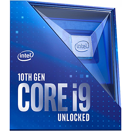 CPU Máy Tính Intel Core i9-10900K 10C/20T 3.70GHz Up to 5.30GHz 20MB Cache UHD 630 (LGA 1200)
