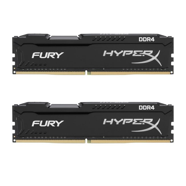 Ram PC Kingston 8GB (2x4GB) DDR4 Bus 2400Mhz (HX424C15FBK2/8)