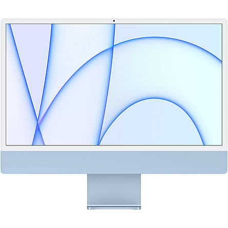"iMac Mid 2021 M1 8-Core/8GB Unified/512GB SSD/8-Core GPU/24"" 4.5K (Blue)"