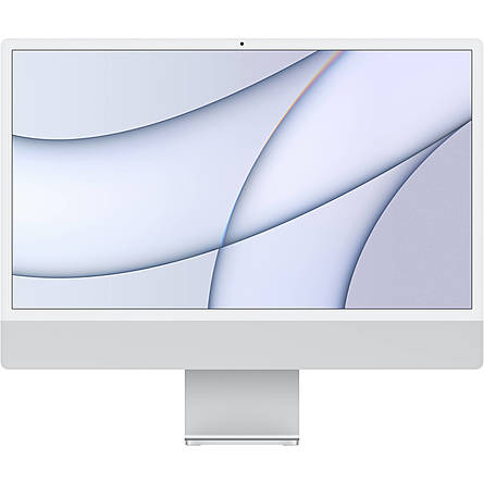 "iMac Mid 2021 M1 8-Core/8GB Unified/256GB SSD/7-Core GPU/24"" 4.5K (Silver)"