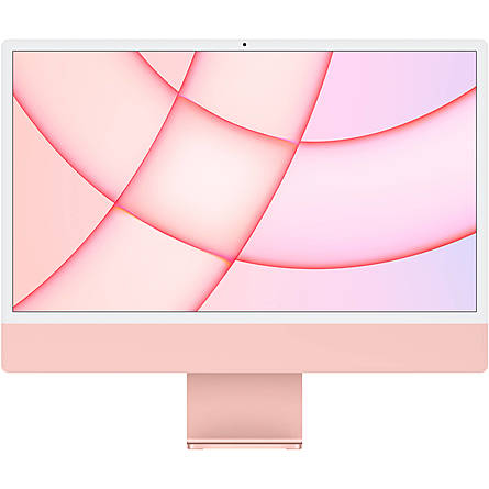 "iMac Mid 2021 M1 8-Core/8GB Unified/256GB SSD/7-Core GPU/24"" 4.5K (Pink)"