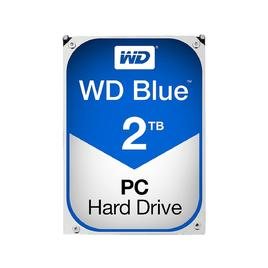 Ổ Cứng HDD PC Western Blue 2TB 5400RPM 64MB Cache 3.5-Inch (WD20EZRZ)