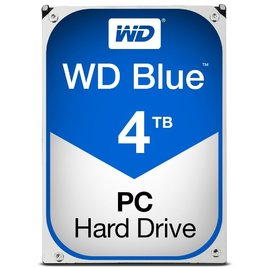 Ổ Cứng HDD PC Western Blue 4TB HDD 5400RPM 64MB Cache 3.5-Inch (WD40EZRZ)