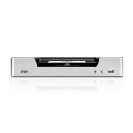 Switch 2-Port USB DVI Dual Link Dual Display/Audio KVMP™ Aten CS1642A