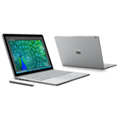 Microsoft Surface Book Core i7-6600U/8GB/SSD 256GB