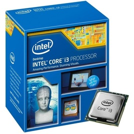 Intel® Core™ i3-4160 Dual Core Processor 3MB SmartCache, 3.5GHz (Socket LGA1150)