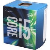 Intel® Core™ i5-6600 Processor 6M Cache, up to 3.90 GHz (Socket LGA1151)