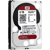 Ổ Cứng HDD 3.5-Inch Western Digital Red 6TB NAS SATA 5400RPM 64MB Cache (WD60EFRX)