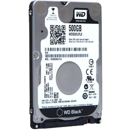 Ổ Cứng HDD NB Western Digital Black 500GB 7200RPM 32MB Cache 2.5-Inch (WD5000LPLX)