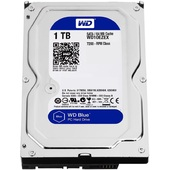 Ổ Cứng HDD PC Western Blue 1TB 7200RPM 64MB Cache 3.5-Inch (WD10EZEX)