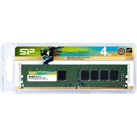 RAM Silicon Power 4GB DDR4 Bus 2400MHz (SP004GBLFU240N02)