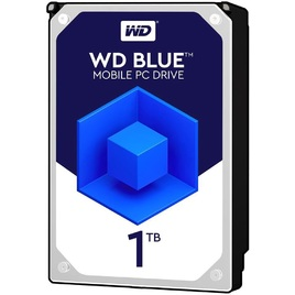 Ổ Cứng HDD NB Western Blue 1TB 5400RPM 128MB Cache 2.5-Inch (WD10SPZX)