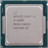 Intel® Core™ i3-6098P Processor 3M Cache, 3.60 GHz (Socket LGA1151)